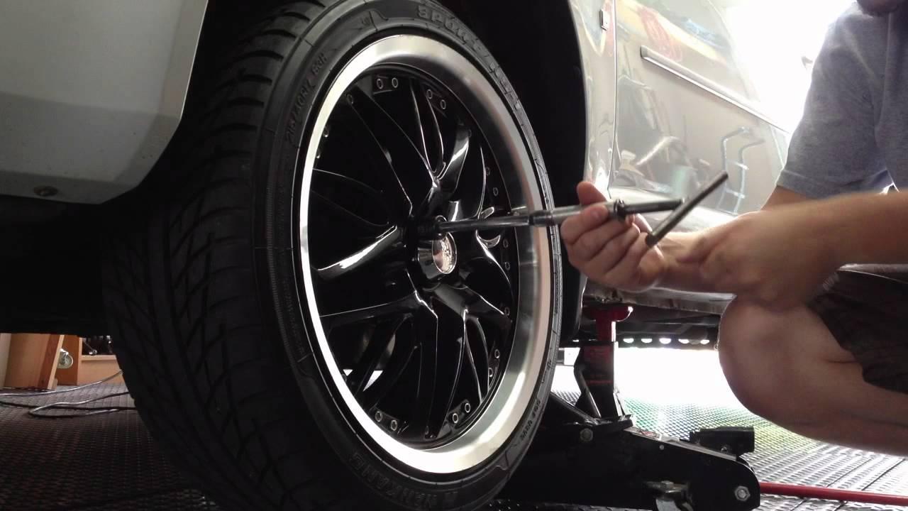 Changer facilement ses pneus de voiture