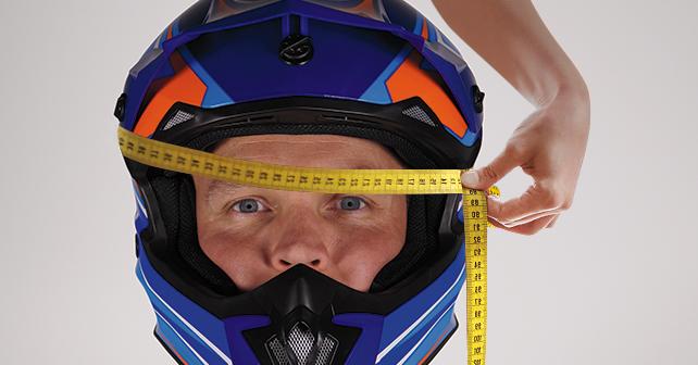 Motocross : bien choisir son casque