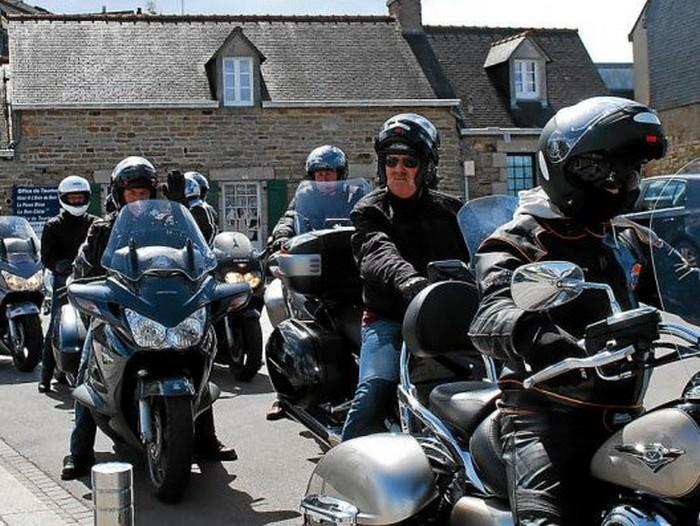 Pour la sécurité des motards