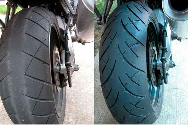 L'ABC de la sécurité des pneus de moto