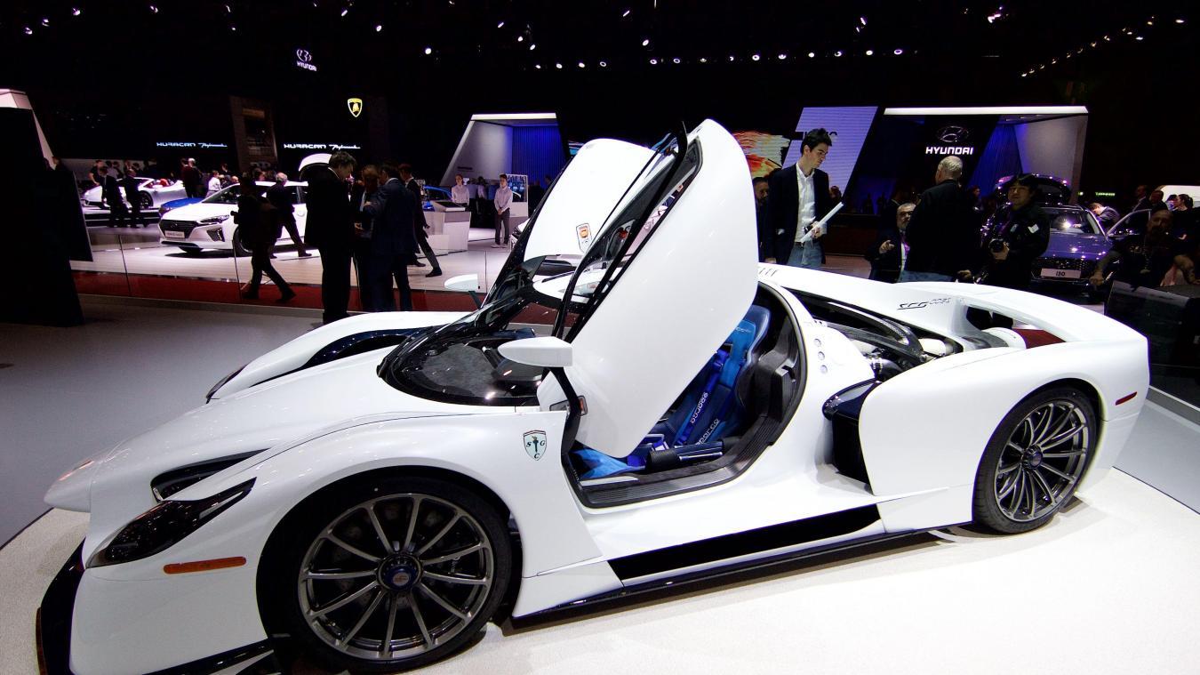 Salon de l'automobile de Genève 2017 : les incontournables