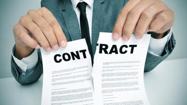 Le contrat d'assurance auto résilié